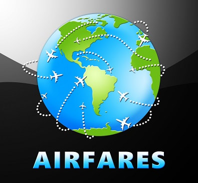 Search for airfares on all airlines with FlyForLess.ca