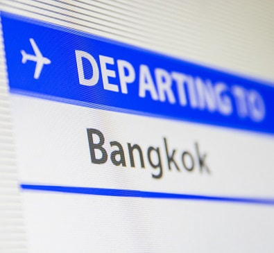 Book your airline tickets from Montreal to Bangkok with FlyForLess.ca