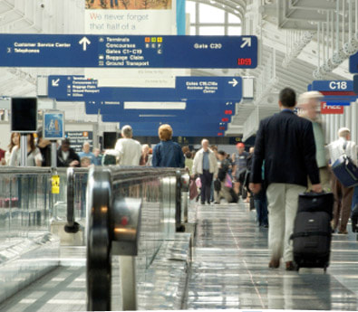 Information and Travel Guide to Worldwide Airports