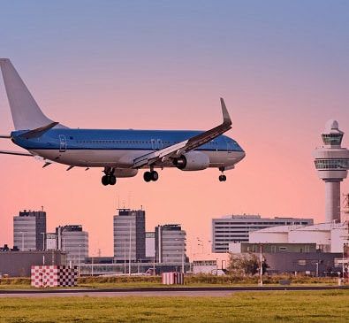 Information and Travel Guide for Amsterdam Schiphol International Airport