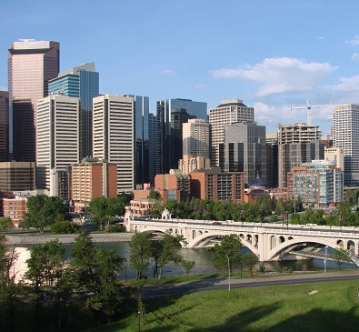 Book your cheap flights to Calgary from Edmonton with FlyForLess.ca.