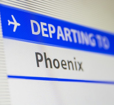 Book your cheap flights to Phoenix with FlyForLess.ca
