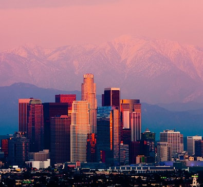 City on a Budget - cheap flights to Los Angeles