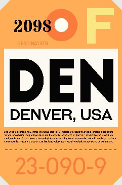 Information and Travel Guide for Denver International Airport