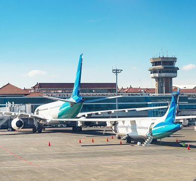Information and Travel Guide for Denpasar Ngurah Rai International Airport