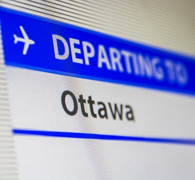Book your flights from Edmonton to Ottawa at FlyForLess.ca