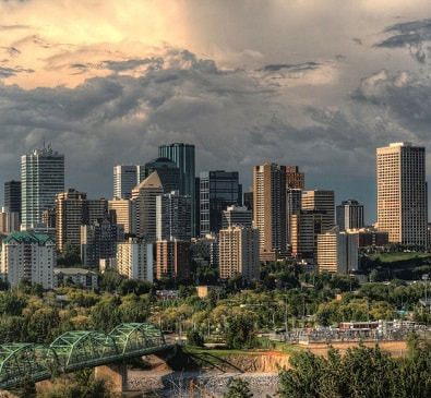 Book your flights-to Edmonton at FlyForLess.ca