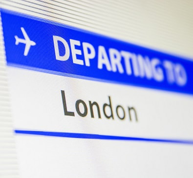 Book your flights to London at FlyForLess.ca