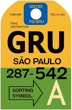 PictureInformation and Travel Guide for Sao Paulo Guarulhos International Airport
