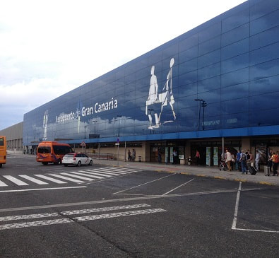 Information and Travel Guide for Gran Canaria Las Palmas Airport