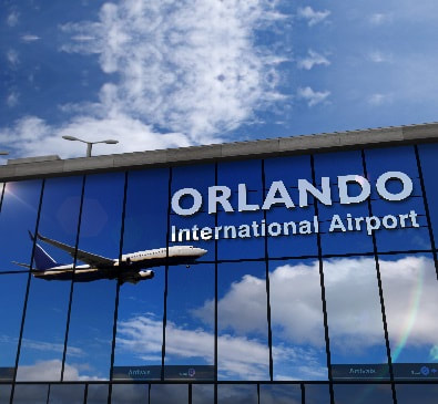 Information and Travel Guide for Orlando International Airport