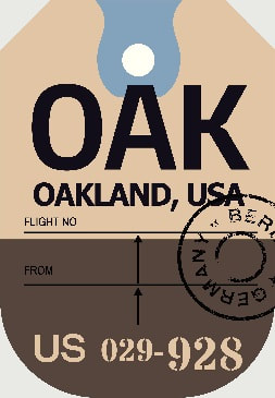 Information and Travel Guide for Oakland International Airport