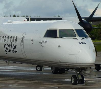 Book your Porter Airlines seat sale at FlyForLess.ca