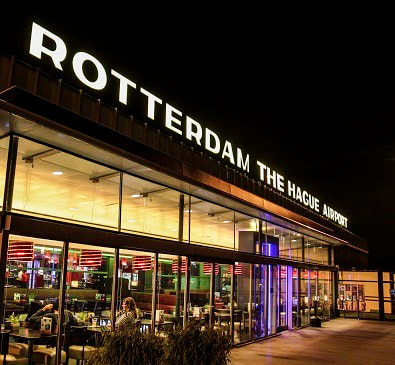 Information and Travel Guide for Rotterdam Airport