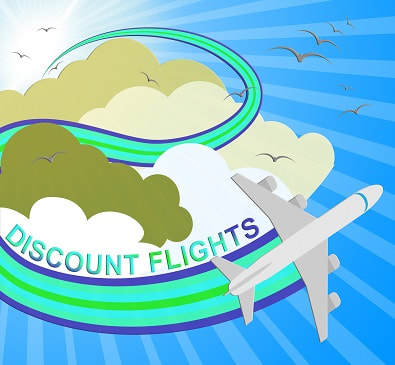 Book your discount airline tickets at FlyForLess.ca