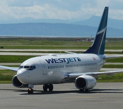 Things looking up for WestJet